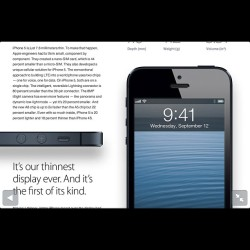 Come October, you shall me mine ☺❤😍 #iPhone5 #Apple (Taken with Instagram)