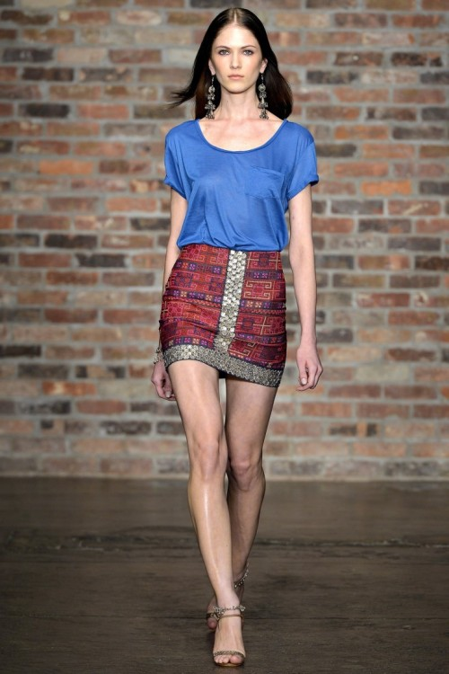 Sachin + Babi Spring/Summer 2013 Ready-to-Wear