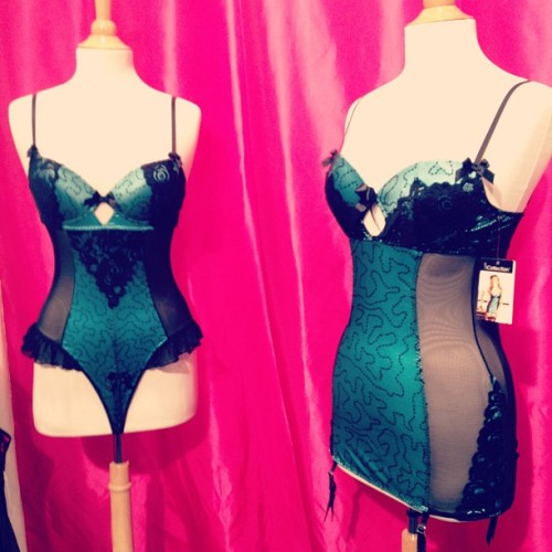 Two more looks from iCollection. #lingerie #ils  (Taken with Instagram at Las Vegas)