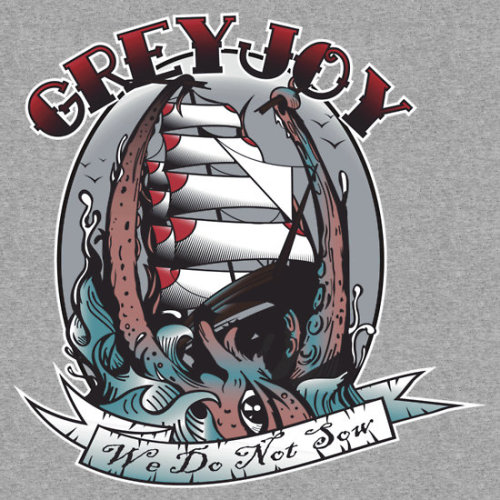 """Greyjoy - We Do Not Sow"" by Joe Dugan t-shirt and more available on RedBubble"