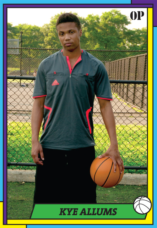 amosmac:  KYE ALLUMS, Basketball player featured in Original Plumbing magazine's upcoming JOCK issue, interviewed by T Cooper. © Amos Mac
