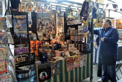 This super cool guy owns a Doctor Who/Harry Potter/British pop culture stall in the Jubilee Market, Covent Gardens. I brought a fab Tardis mug from him today - he recognised me from the last time I visited him. Gonna be spending a lot of time there when I'm at uni! If you're in the area go and visit him! He's a proper old school Doctor Who fan, and he knows a ridiculous amount about the show - he's so much fun to talk to!