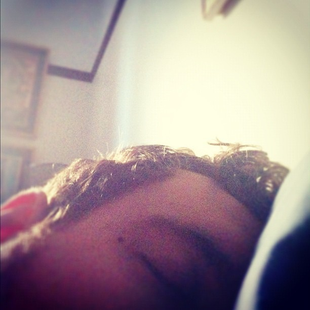 #morning #angel @cjhardwick  (Taken with Instagram)