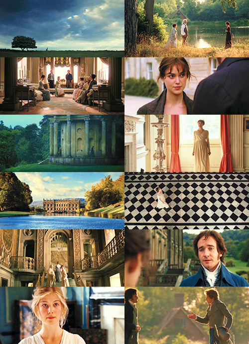 "4/∞ Favorite Movies: Pride & Prejudice (2005)""I have fought against my better judgment, my family's expectations, the inferiority of your birth by rank and circumstance. All these things I am willing to put aside and ask you to end my agony."""