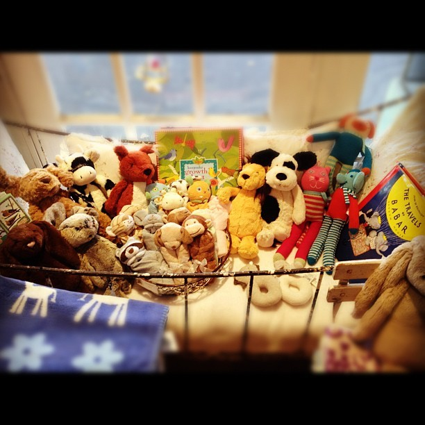 Plush toys :) (Taken with Instagram)