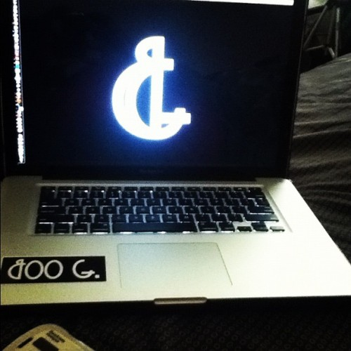 Boo G. #approved…follow the movement  #branding (Taken with Instagram)