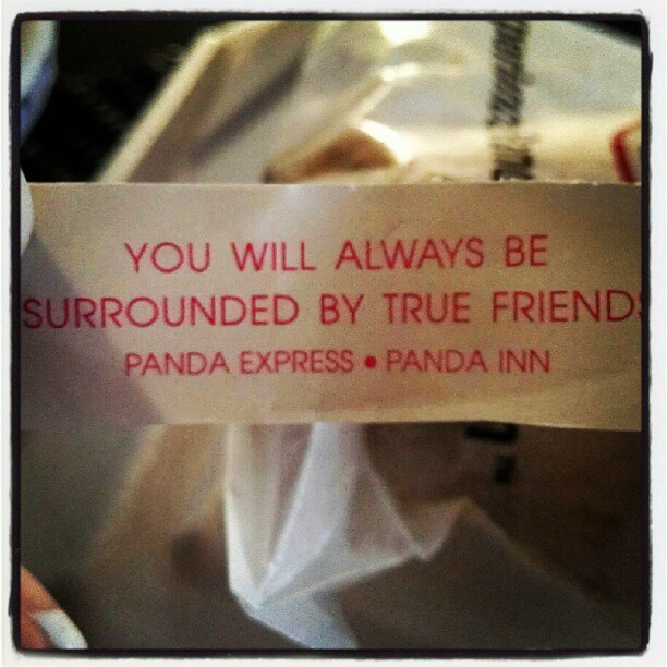 Good to know! #thankGod #fortune (Taken with Instagram)