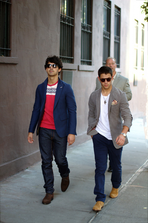 Joe & Nick Jonas | Jonas Brothers