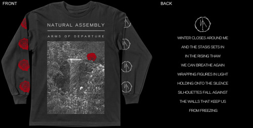 Pre-orders for the new longsleeves will be available very soon. Strictly limited numbers apply. NA