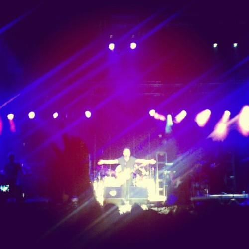 Love of Lesbian #Madrid  (Taken with Instagram)