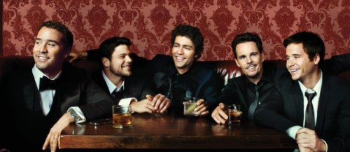 'Entourage' Movie Screenplay is (Almost) Finished LOOOOVE these boys so much. Ready for them to be on my screen again.