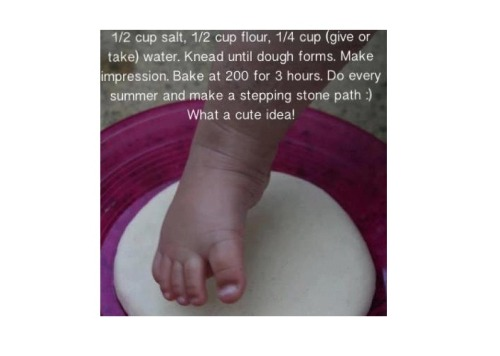 babygooroo:  Such a cute idea.