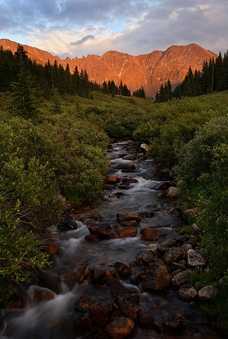 earth-song:  Mayflower Creek Revisited by *Nate-Zeman