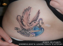 custom color tattoo by John Hansen at Rebellious Addiction Tattoo and Body Piercing in Gilbert AZ. You can reach us at            480.343.3513       or my cell is            480.343.9713      . Text is best. I charge a $40 deposit to schedule appointments, and my rate is $100 an hour. I'm usually booked 2 to 3 weeks in advance, so plan accordingly. Thanks :)