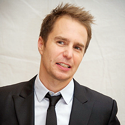 Sam Rockwell at the 'Seven Psychopaths' press conference, September 8, 2012, Toronto.
