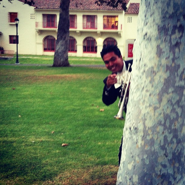 #trumpet #csuci #mariachi  (Taken with Instagram)