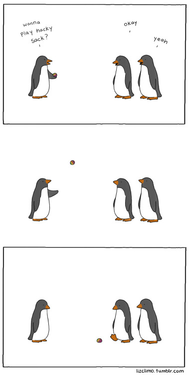 I literally squealed at this.thepenguinblog:  It's okay, little penguins :] we all love you anyway :)