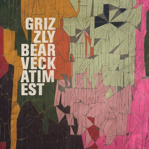 Grizzly Bear - Foreground