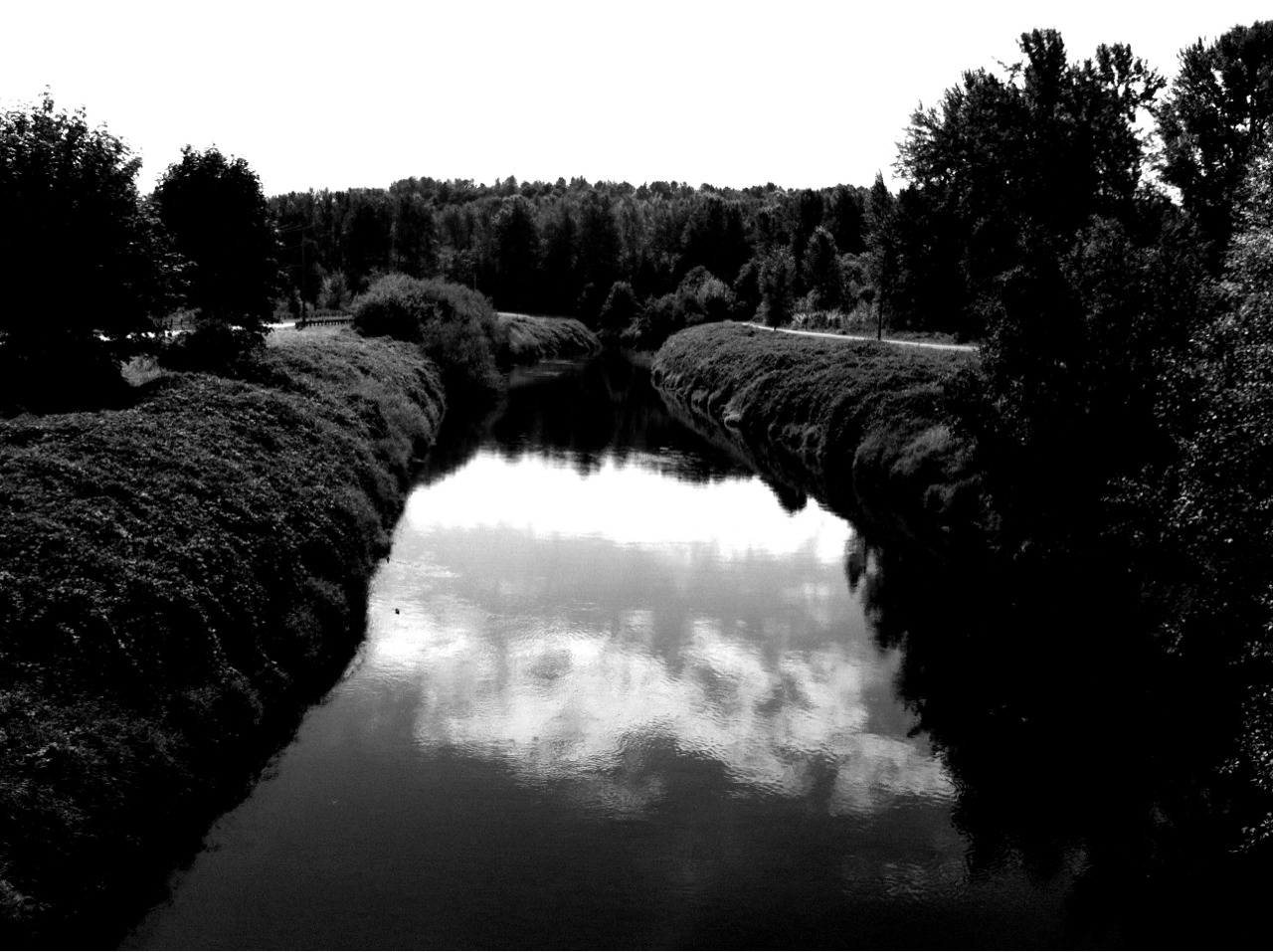 Green River #hueless ©2012 Kent Kangley