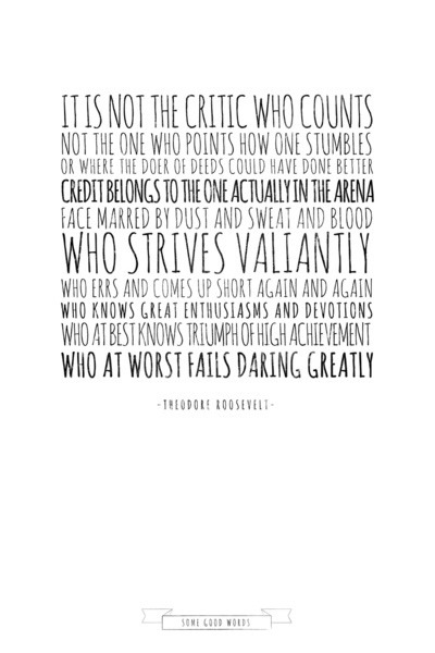 Daring Greatly by matt edward on Flickr.