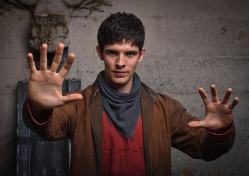 Merlin Series 5 promo photo!!!
