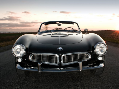 terrencecosby:  1957 BMW 507  Dream classic car