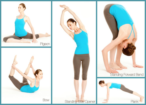 5 Yoga Moves to Help You Chill the *&@# Out