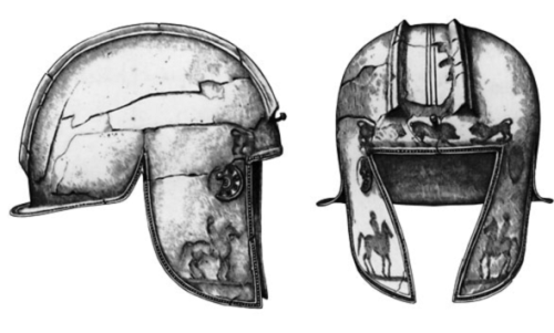 New Open Access Article- Reflecting on Illyrian helmets http://bit.ly/RTCX6F