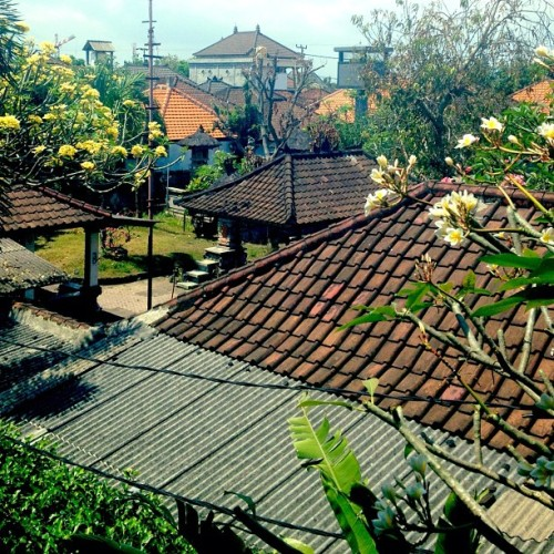 Good morning, Indonesia. (Seminyak) (Taken with Instagram)