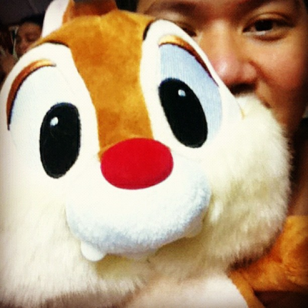Hugs. Dale! (Taken with Instagram at Pio Del Pilar, Makati City)