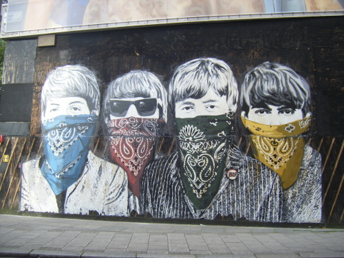 Gangster Beatles