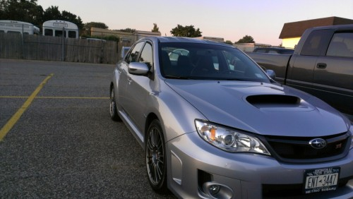 My new car, 2013 wrx sti limited