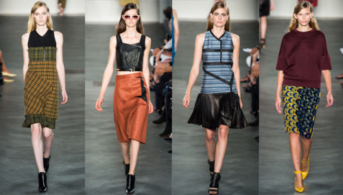 Styloko Blog: NYFW Day 3 Highlights - Derek Lam