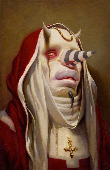 """Red King"" by Michael Hussar"