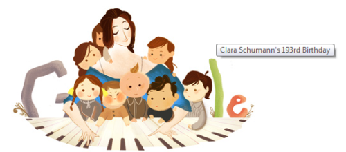 Happy Birthday Clara Schumann!! :D
