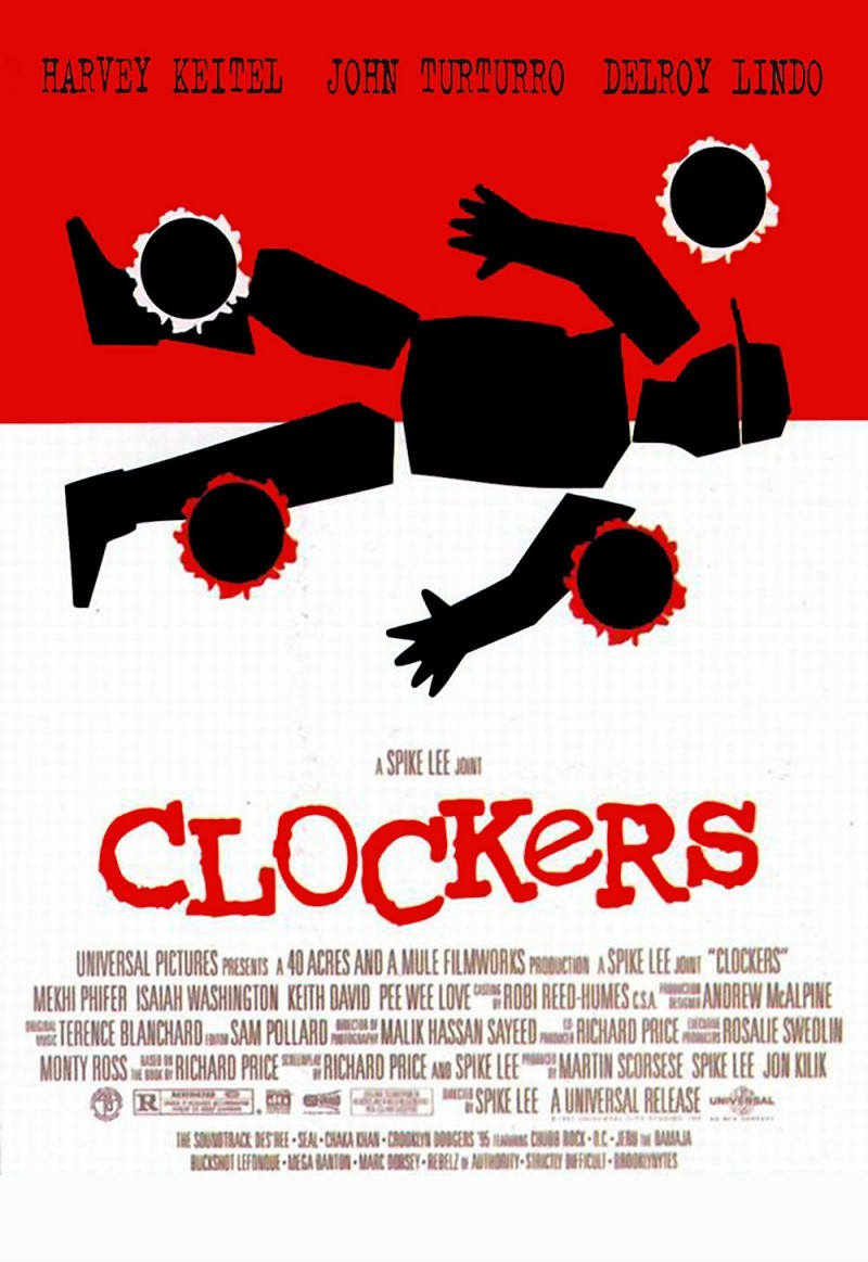 BACK IN THE DAY |9/13/95| The movie, Clockers, is released in theaters.
