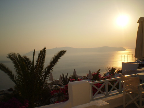 Santorini, Greece<3