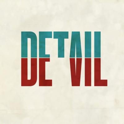 Devil in the Detail By David Delahunty