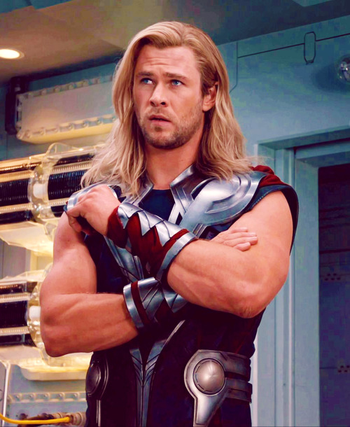 ericslilfangbanger:  iT'S tHOR'SDAY but I have A LOT of work to do today…off for a bit:)