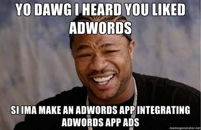 Adwords App ?
