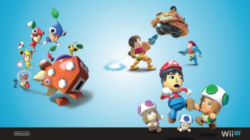 Wii U's Launch Window Titles At Nintendo's Wii U Preview Event, the Big N only confirmed New Super Mario Bros. U and Nintendoland to be available launch day, letting studios announce the release dates of their own sets of games at their own leisure. Nintendo did, however, showcase what will be available between the system's launch on November 18th and March 2013. The list of launch window titles for the Wii U are: New Super Mario Bros. U  Nintendoland  Lego City: Undercover Bayonetta 2 (Wii U Exclusive) The Wonderful 101 (Formerly Project P-100) Monster Hunter 3 Ultimate (March 2013) Call of Duty: Black Ops 2  Skylanders: Giants Wipeout 3 007 Legends Transformers Prime: The Game NBA 2K13 Madden '13 Mass Effect 3 Rayman Legends Trine 2 Assassin's Creed III Tekken Tag Tournament 2 Tank! Tank! Tank! Batman: Arkham City Armored Edition ZombiU Disney Epic Mickey 2 Sonic & All-Stars Racing Transformed Wii Fit U Game & Wario Pikmin 3 Ninja Gaiden 3 Darksiders II And many, many others. Some of these titles have already been confirmed by publishers to be day-one titles (Mass Effect 3 and Batman most notably), leaving us a bit open-ended on when exactly in the console's first four months we can expect these titles. But it can only be a short matter of time before some clarity is set in, as developers will want to promote their titles as quickly as possible.