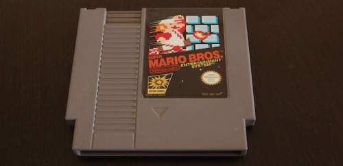 In 13th September of 1985 Super Mario Bros. was released in Japan. So this game is today 27 years old.