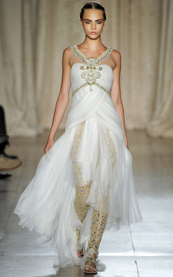 Marchesa Spring 2013 RTW, New York.