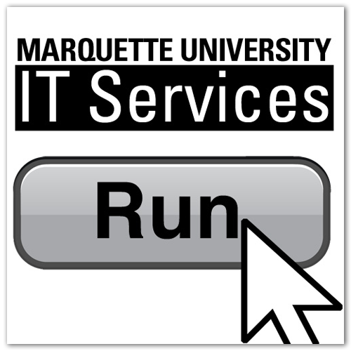 Reblogging marquetteits:  IT Services is ready for Al's Run on Saturday, Sept. 15, 2012. Here's our team t-shirt logo for 12 runners and 14 walkers, all participating to benefit Children's Hospital of Wisconsin.  I'll be clicking the Walk button for Al's Run.