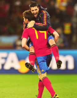staystrongdavid:  ↳ [6/116] favourite pics of the Spain Nt.
