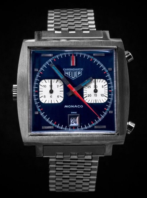 "If you ever see the word ""Chronomatic"" on the dial of a Heuer chronograph offered for sale (at a reasonable price), (1) BUY THE WATCH, and then (2) READ THIS BLOG POSTING to see exactly what you have bagged!!"
