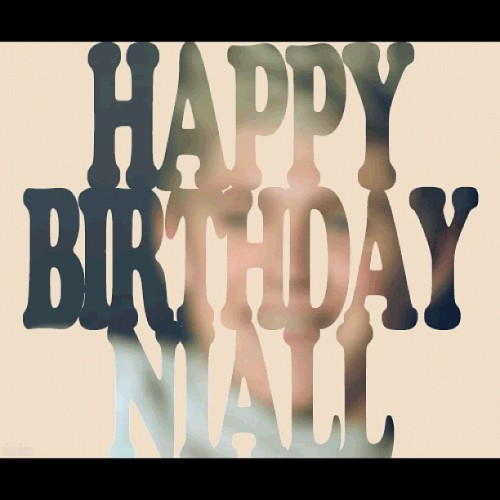 Happy 19th Birthday Boo #niallhoran #lovehim #hismine #19birthday #kbaii (Taken with Instagram)