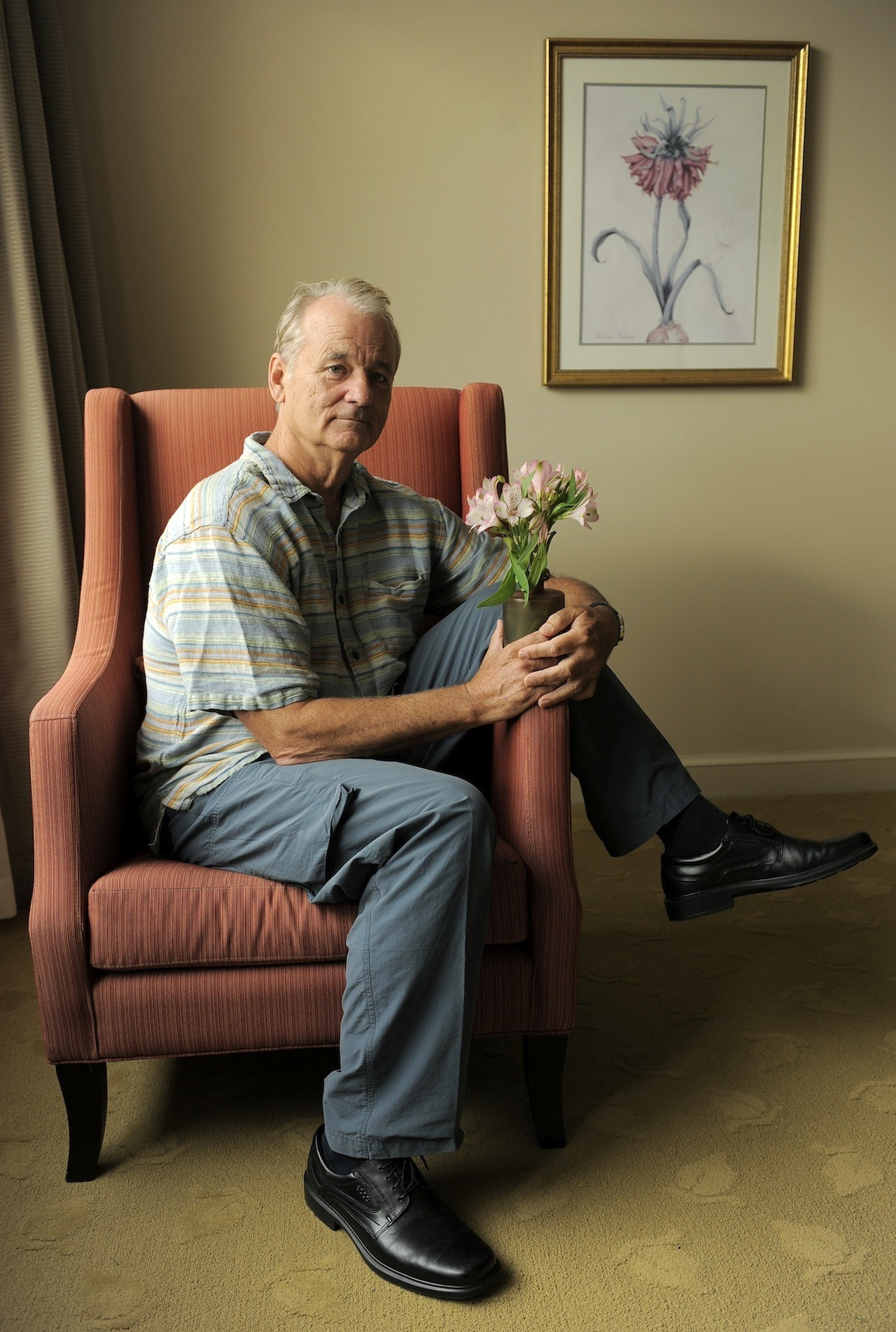 artsexsurvival:  Bill Murray - portraits at the 2012 Toronto Film Festival - September 2012 in Toronto, Canada.