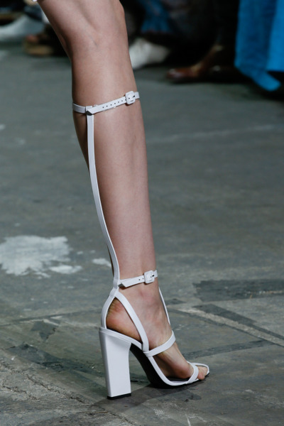 6thsensecollection:  Alexander Wang SS2013
