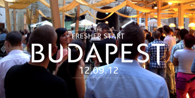 A FRESHER START FOR BUDAPEST After months of endless prototyping, testing, plotting and scheming, we managed to pull off our most ambitious implementation of StartCap to date. Last night we took over a crowded bar in Budapest and triggered a series of increasingly epic surprise events with StartCap enabled bottles of Strongbow Gold. Judging from the crowd's reaction it was a big success. Many thanks to everyone in the crew who made the magic happen.